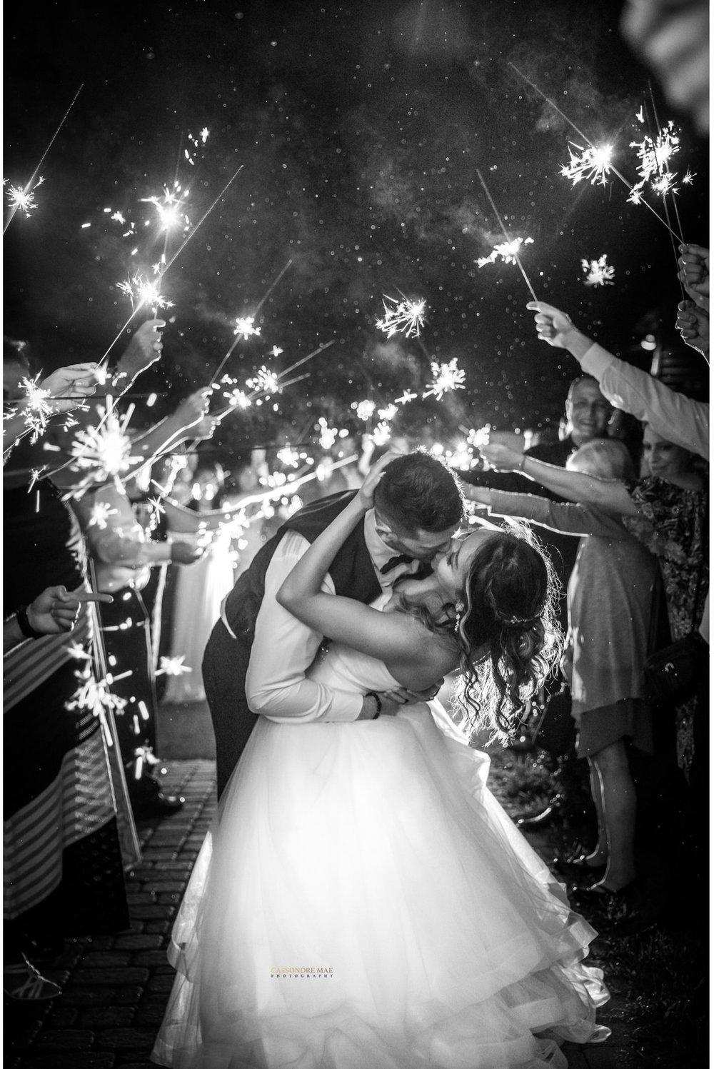 Cassondre Mae Photography Eagles Nest Wedding Photos