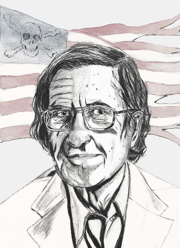 Copy of Noam Chomsky