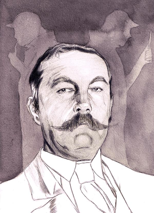 Copy of Arthur Conan Doyle
