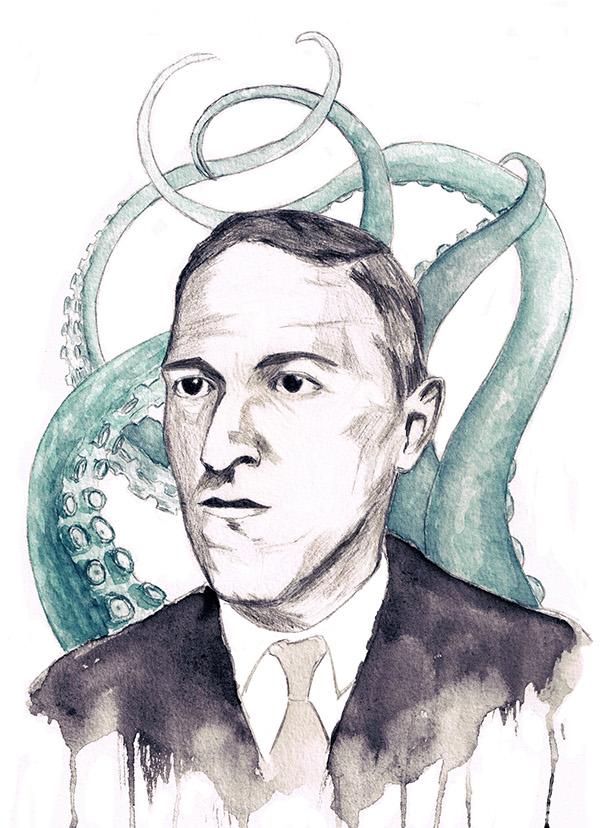 Copy of H.P. Lovecraft