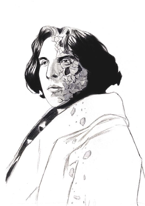 Copy of Oscar Wilde
