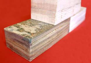 Paper Bricks