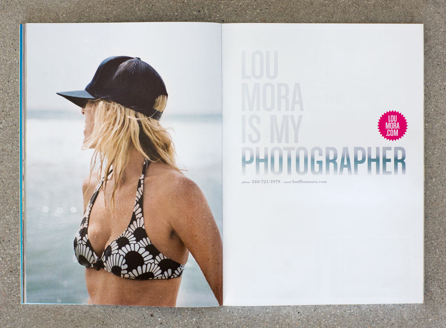 lou mora archive magazine marketing photography