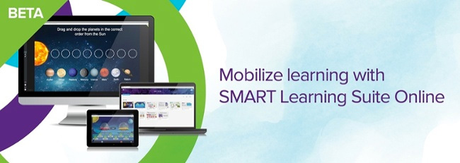 Try the new SMART Learning Suite Online and let us know how fabulous it is!!