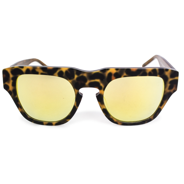 The Dagger Sunglasses in Mondo Tortoise
