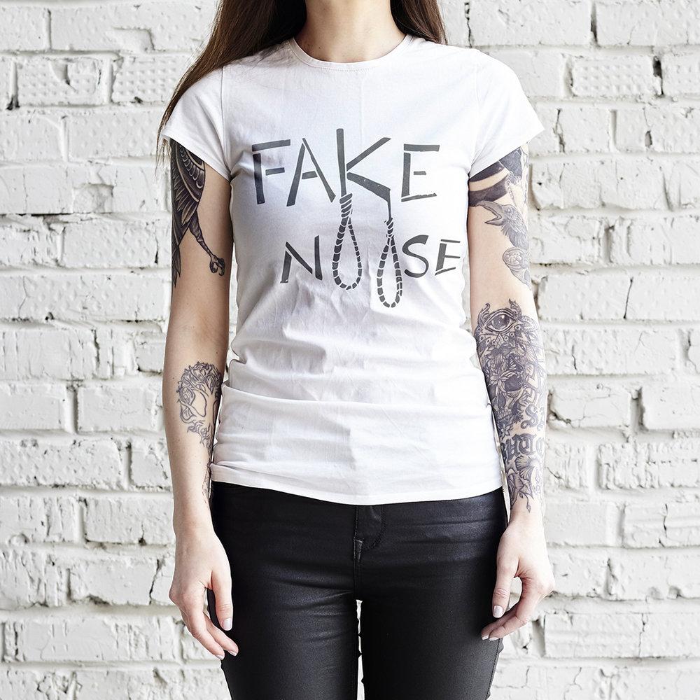 FAKE NOOSE - New Typography!