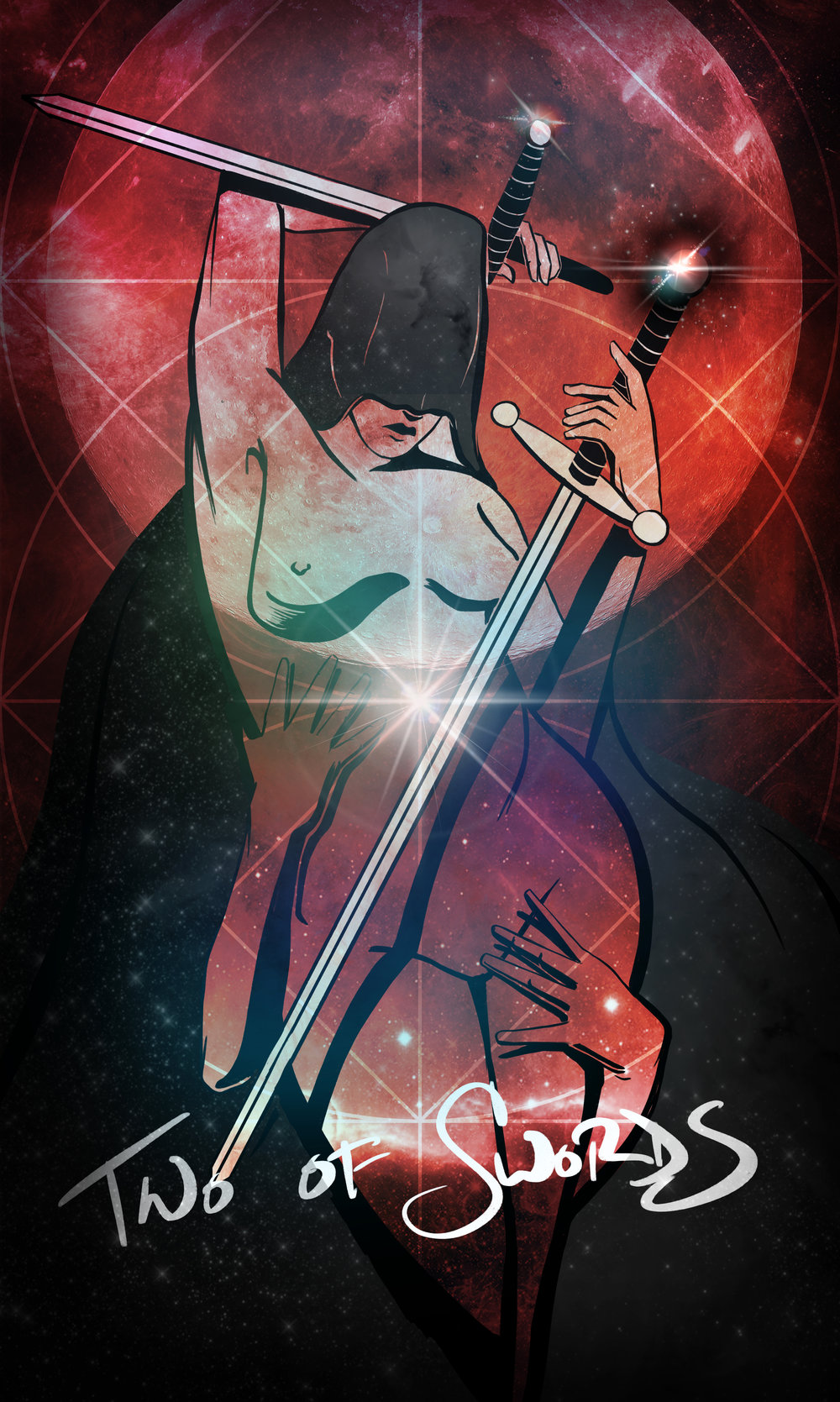 Two of Swords