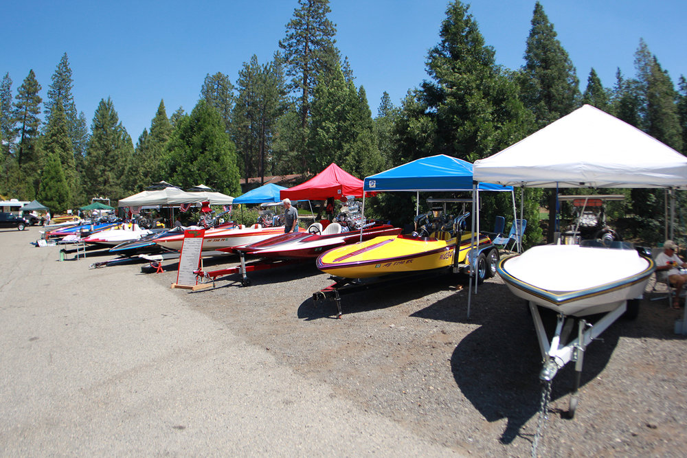 Bass Lake Boat, Hot Rod & Motorcycle Show