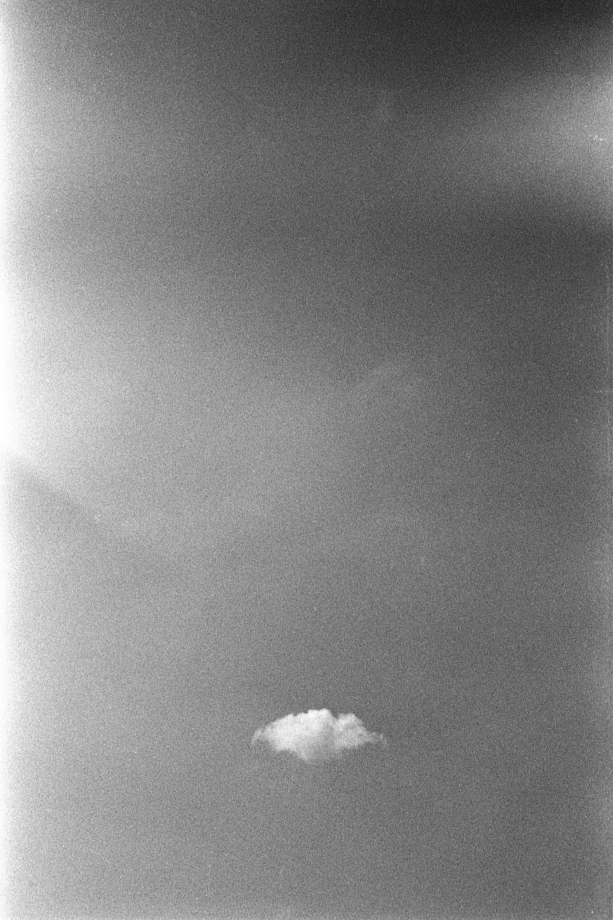 Lost Clouds Always Find Their Way Home.    Sky, 2012.