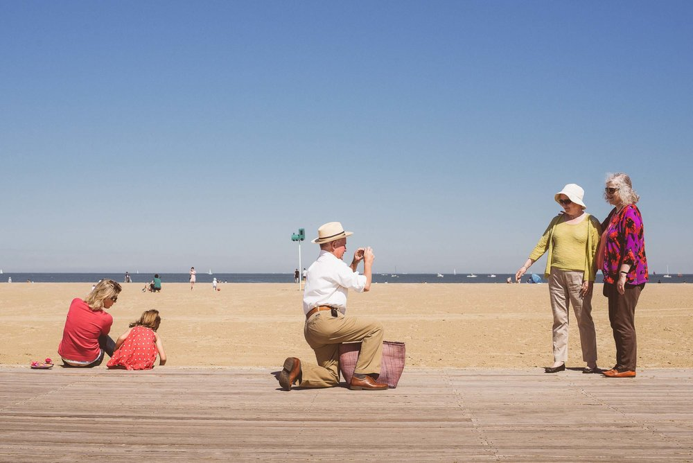 Photo!   Deauville, 2014.