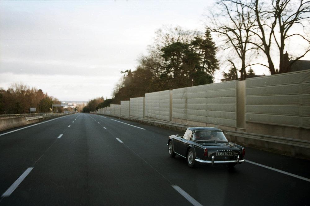 Horizon Travaillé.   Autoroute, 2013.
