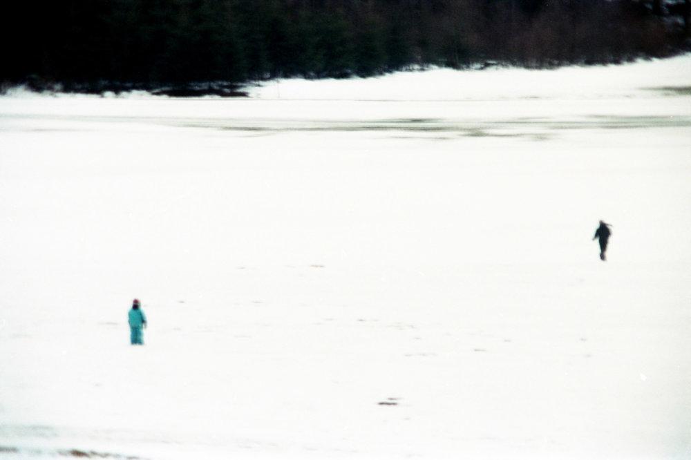 La Fuite.   Allgäu, 2013.