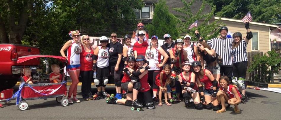 4th of July Parade Ashland 2016