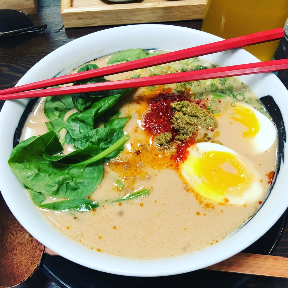 Tan Tan Ramen @ Kayo's Ramen Bar