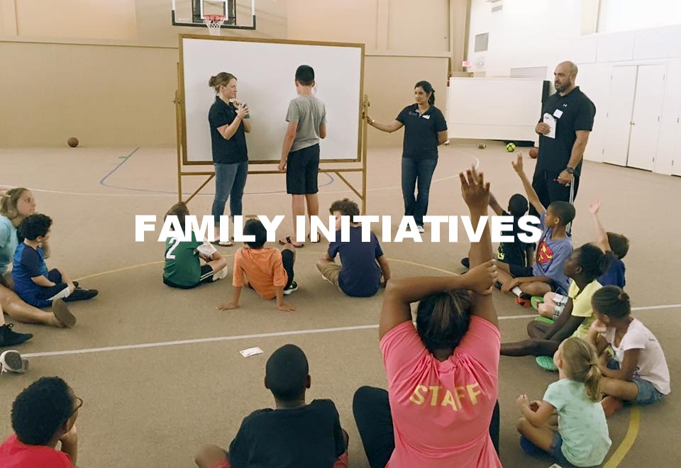 Family Initiatives supports families with children impacted by autism. They offering play groups every Saturday as well as parent support and other services.