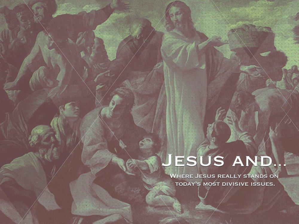 Jesus And....jpg