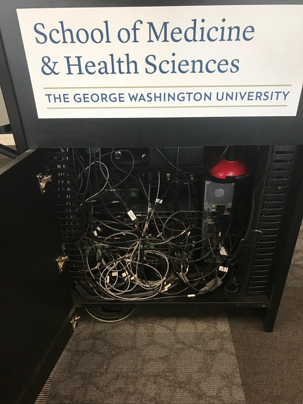 George Washington University School of Medicine — Kingdom