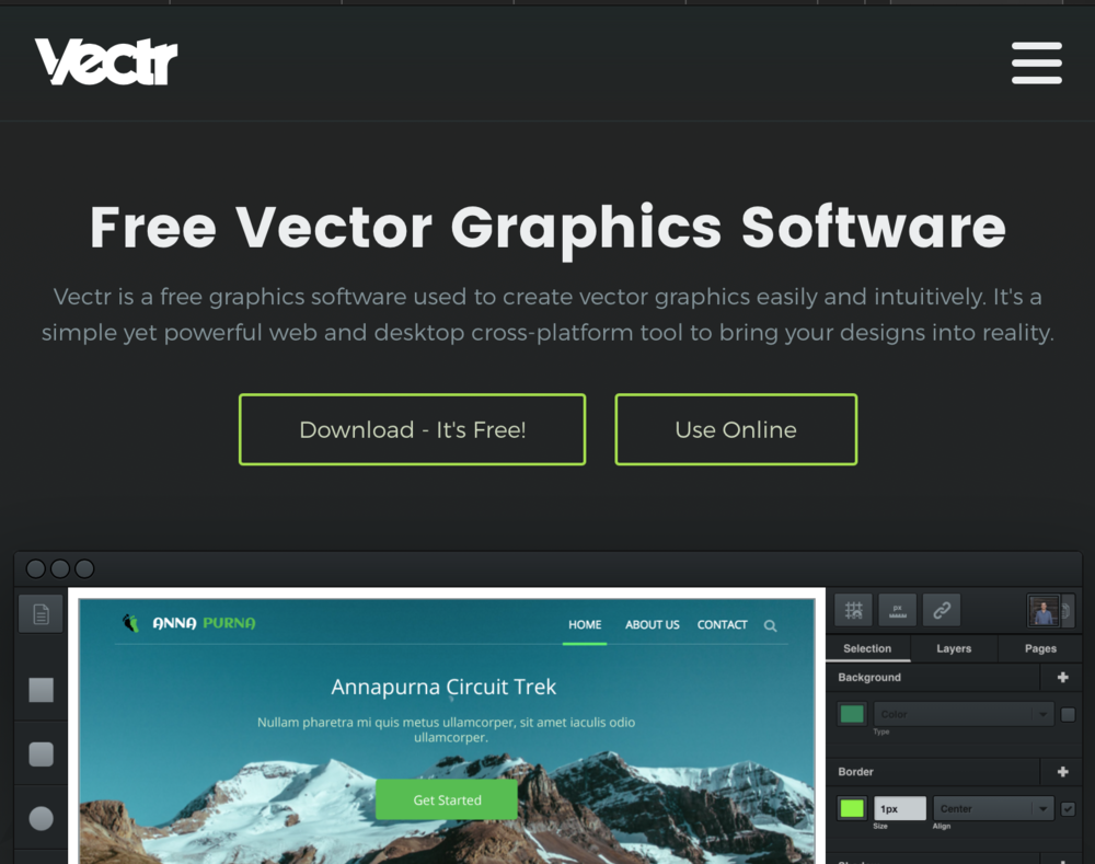 Free Vector Editing Software - Vectr.com
