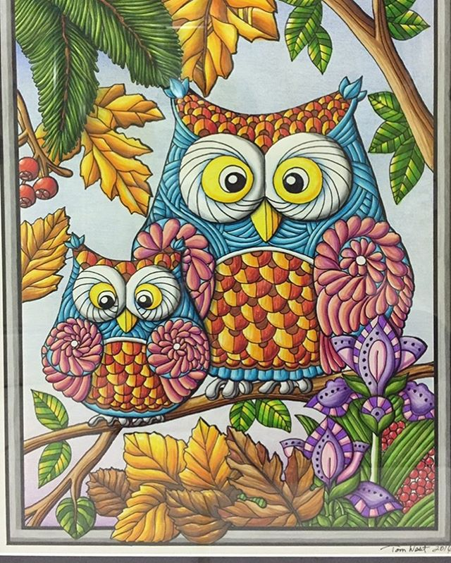 Ready for first weekend @portlandsaturdaymarket this Saturday and Sunday!  #portlandsaturdaymarket #portlandoregon #pdx #pdxart #weekendmarket #art #localartist #illustration #owlart #pacificnorthwestart #motherandchild #festivalart #colorpencil #brushmarkers #tomwestartworks