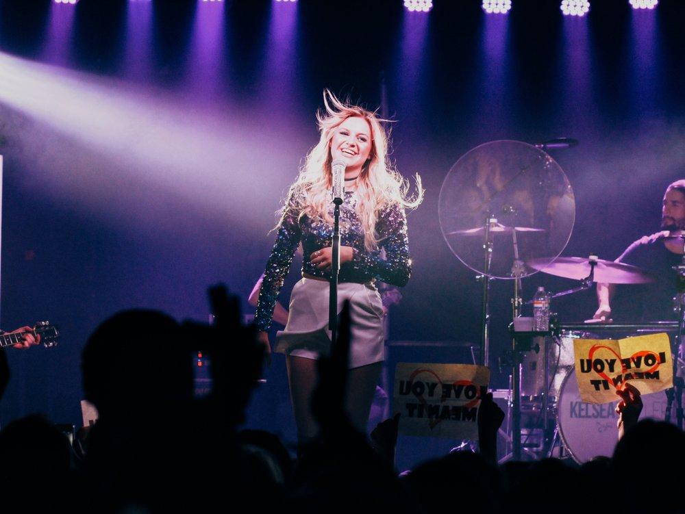 Kelsea Ballerini – Nashville, TN