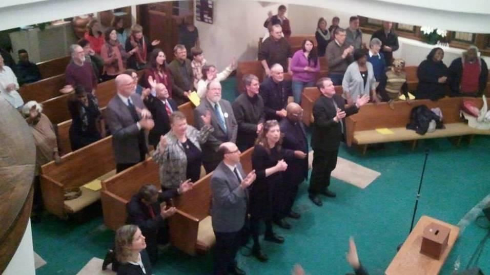 Duluth community MLK worship