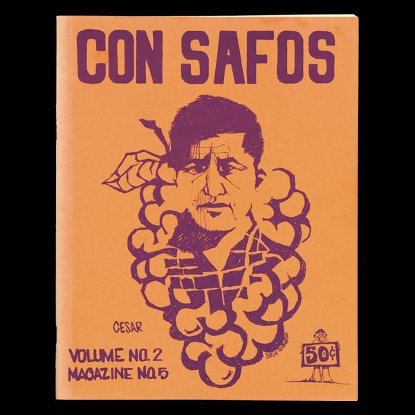 Con Safos Volume No.2  Magazine No.5