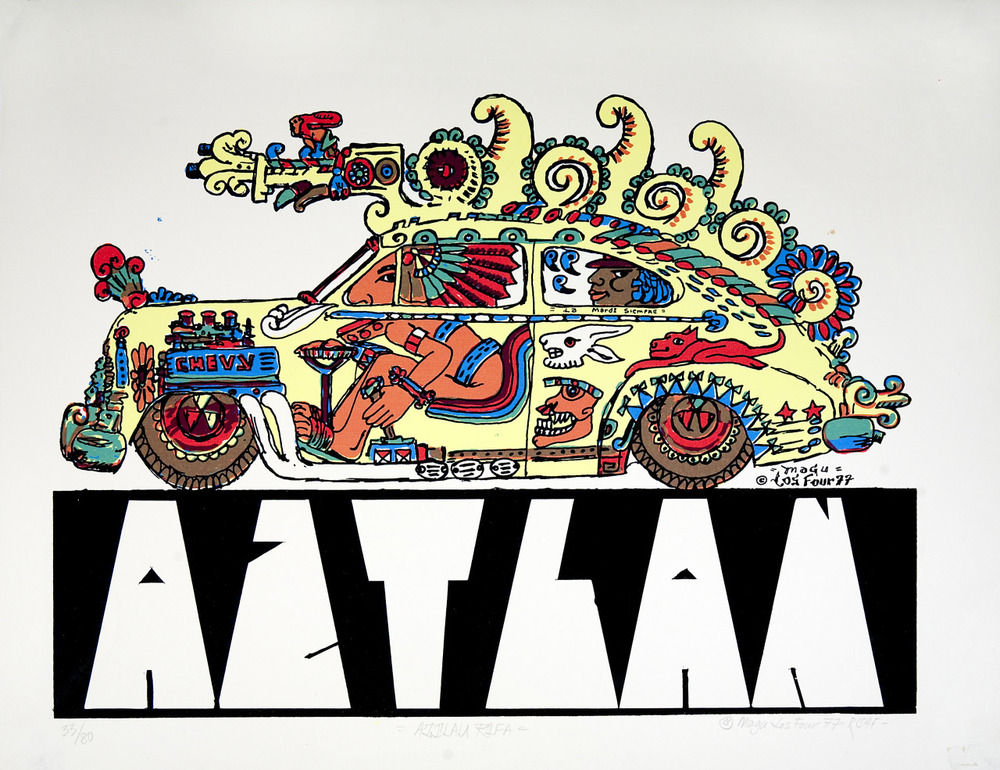 Magu:  Aztlan Rifa 1977