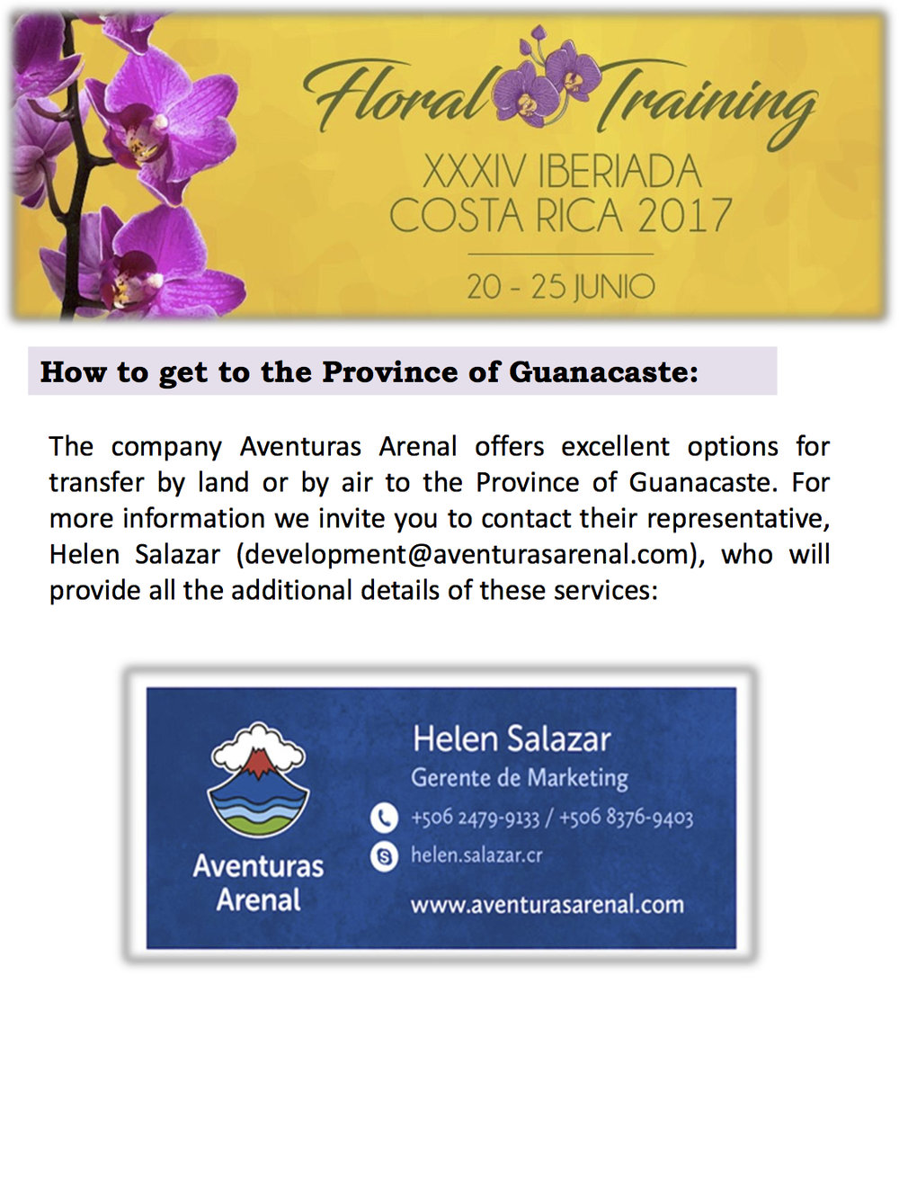 Floral Training - XXXIV Iberiada Costa Rica 2017 (English) 4.jpg