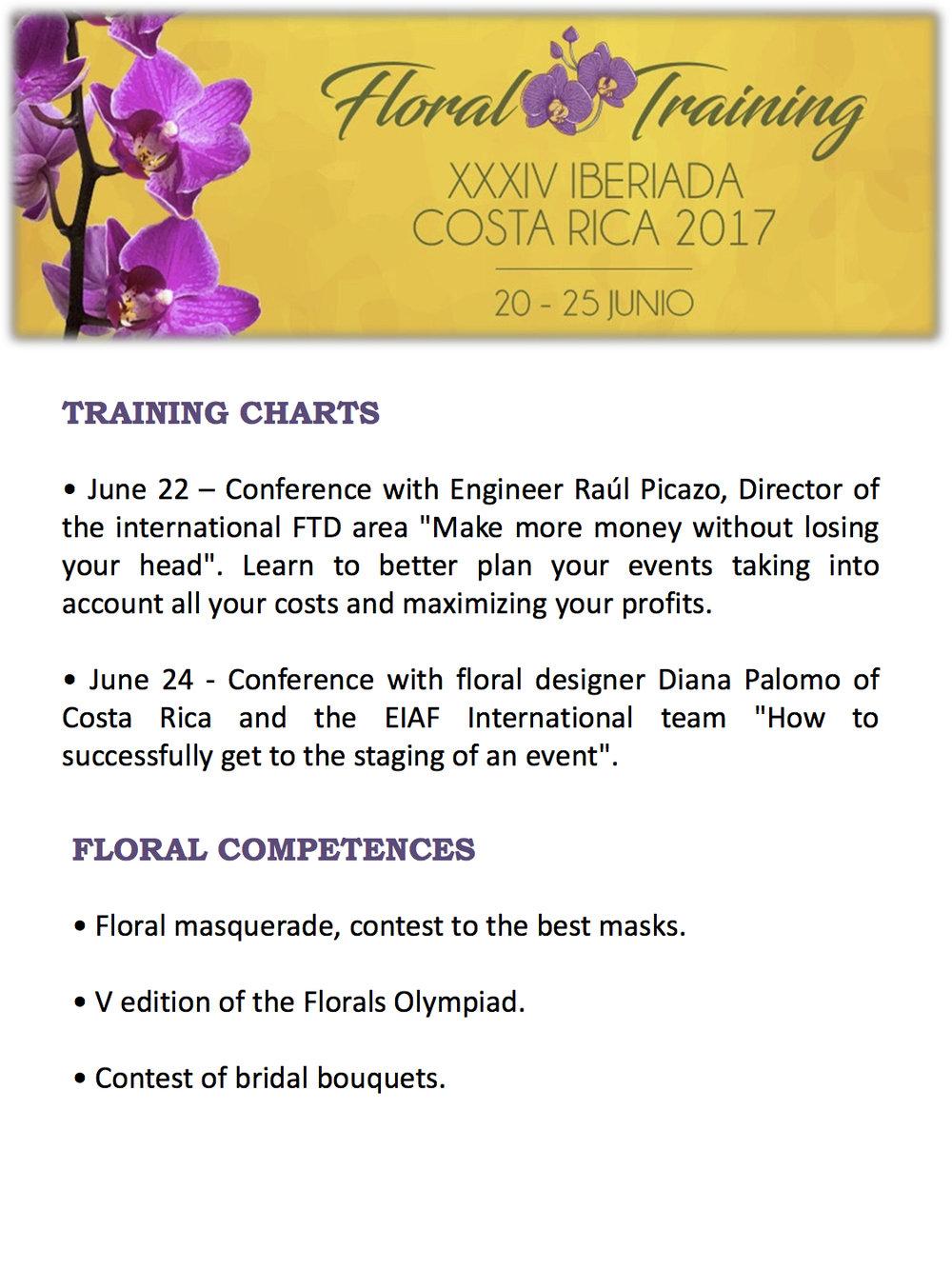 Floral Training - XXXIV Iberiada Costa Rica 2017 (English) 8.jpg