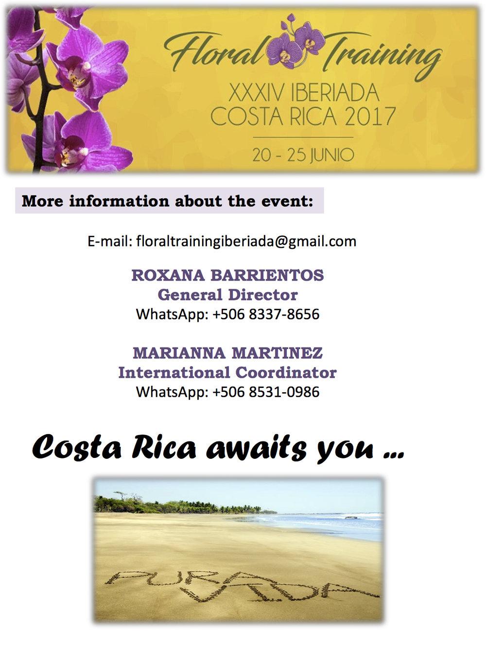 Floral Training - XXXIV Iberiada Costa Rica 2017 (English) 12.jpg