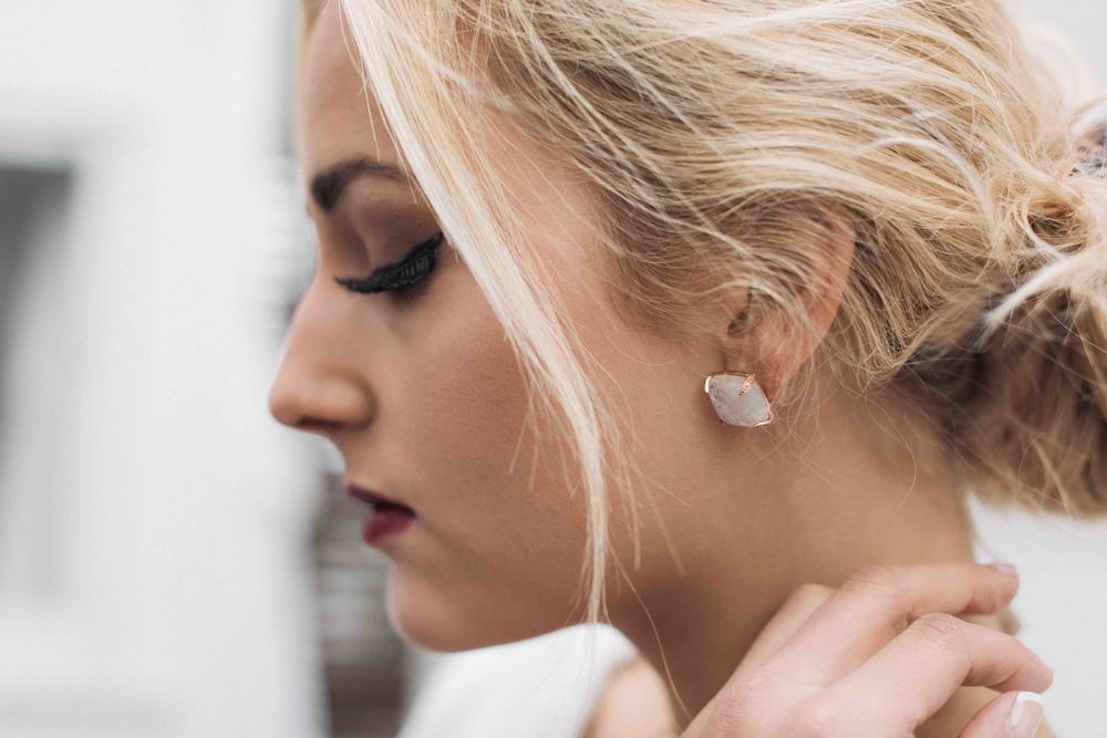 Aviva Rose Jewelry Earring