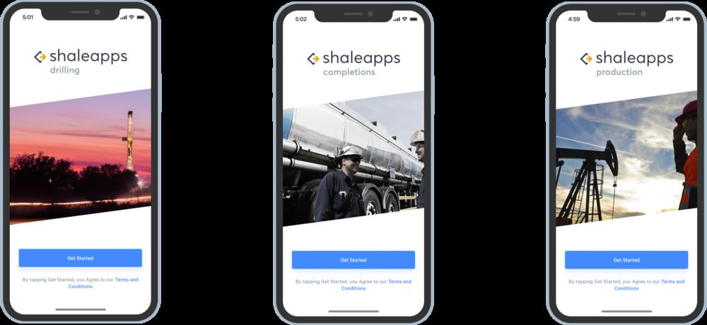 ShaleApps Portfolio