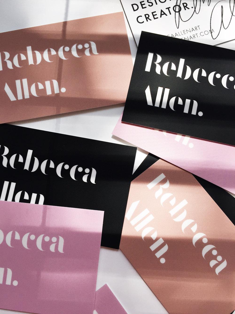 Rebecca-Allen-Art-Business-Cards