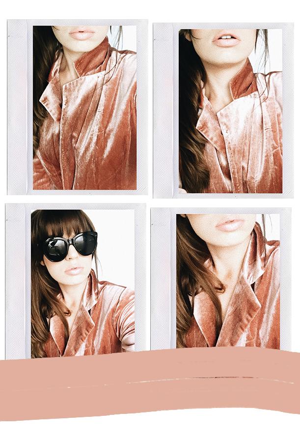 polaroids blushvelvet