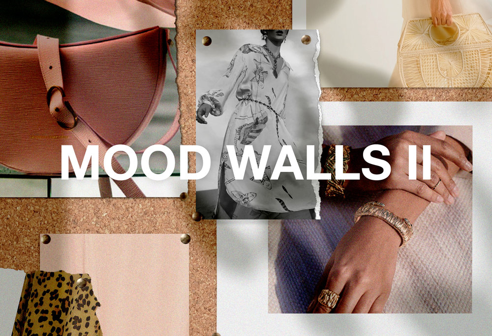 Mood Wall Mockups