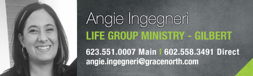LIFE Group Ministry Leader
