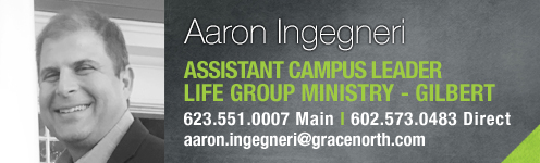 Assistant Campus Leader / LIFE Group Ministry Leader