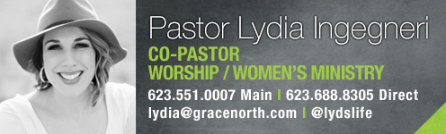 Co-Pastor & Multi-Site Leader of Worship