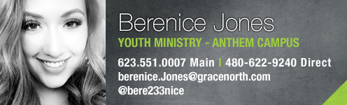 Youth Ministry Leader