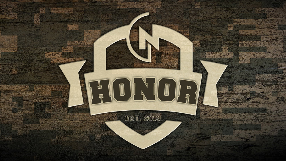 2014 - Branded by Honor - As the church began to walk in the strength of the Spirit, God called the church to build a culture of honor. Thinking of high respect and esteem for one another became the focus. The
