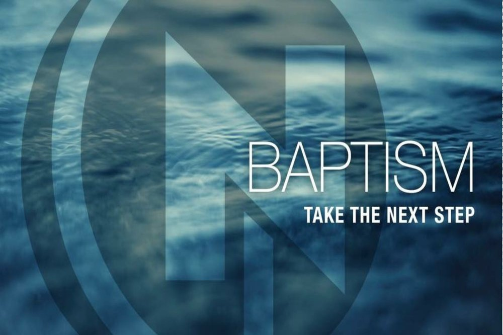 Register here to be baptized at GN Camp! -