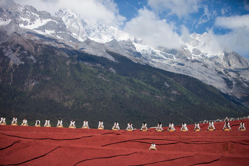 Lijiang, Yunnan Provence, China