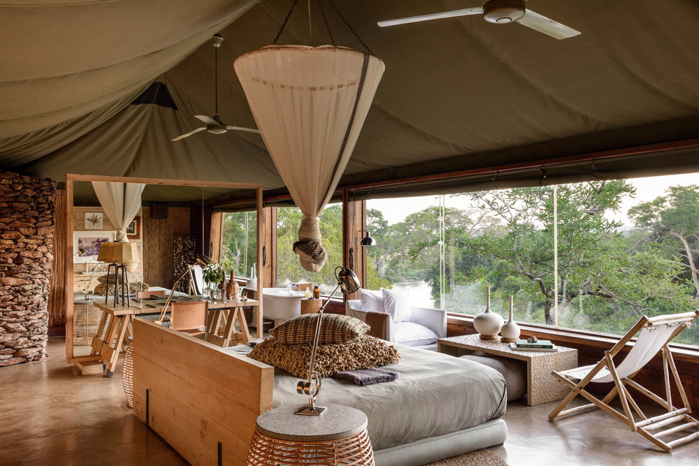 Faru Faru Lodge, Singita Grumeti Reserve