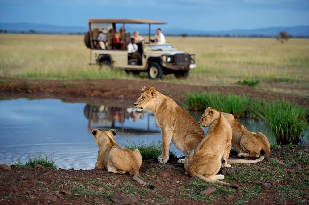Singita Grumeti Reserves, Tanzania
