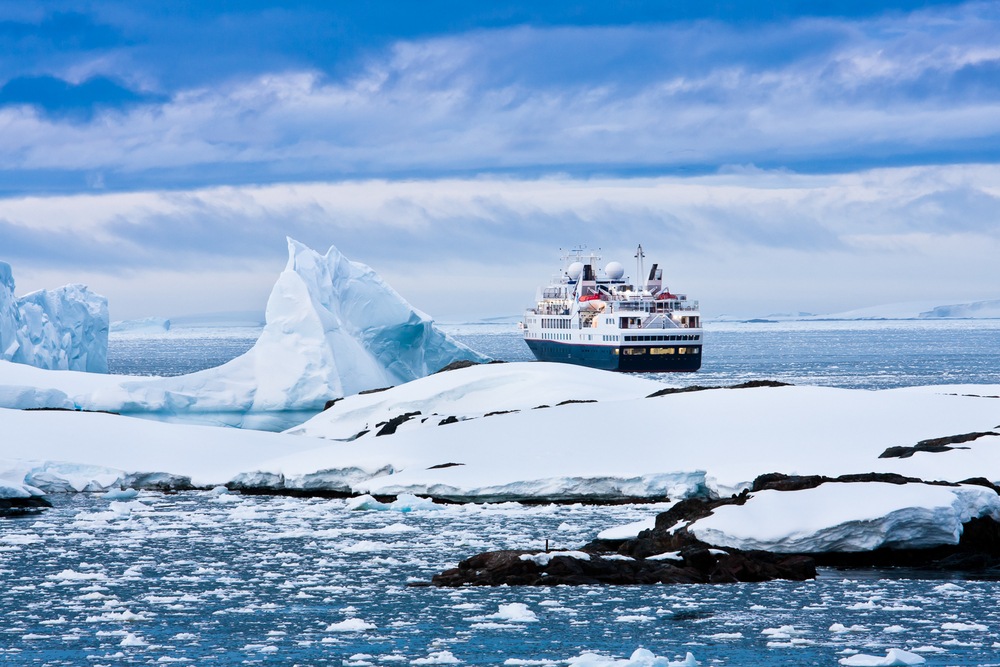 Incredible Antartica Cruising