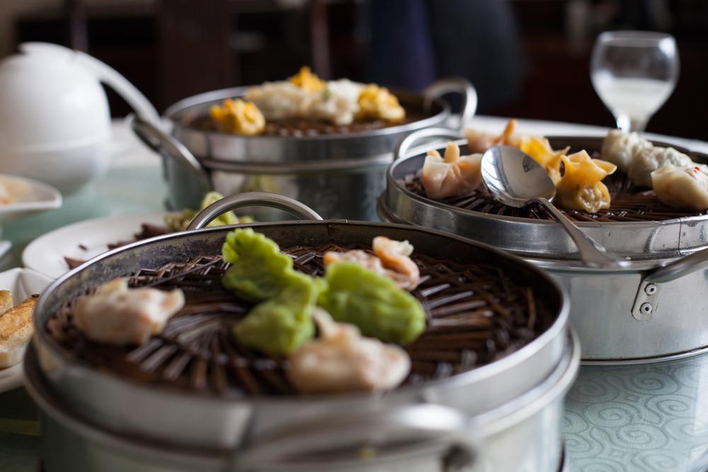 Delicious Dumplings, Xian, China