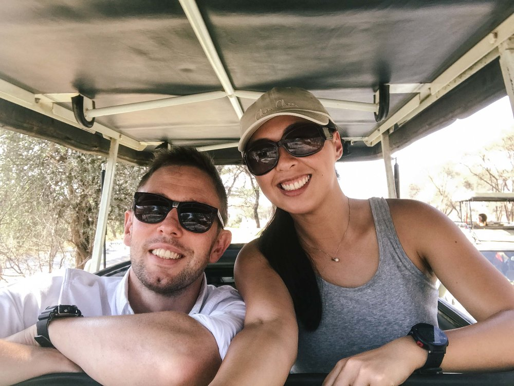 African Honeymoon Safari