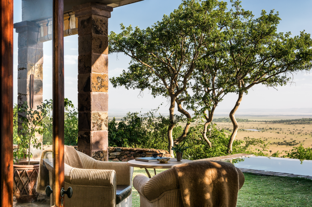 Singita Sasakwa Lodge - Serengeti