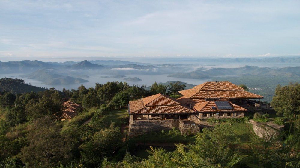 Copy of Virunga Lodge, Rwanda