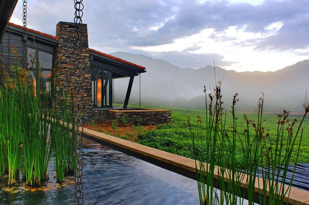 Nyungwe House, Rwanda